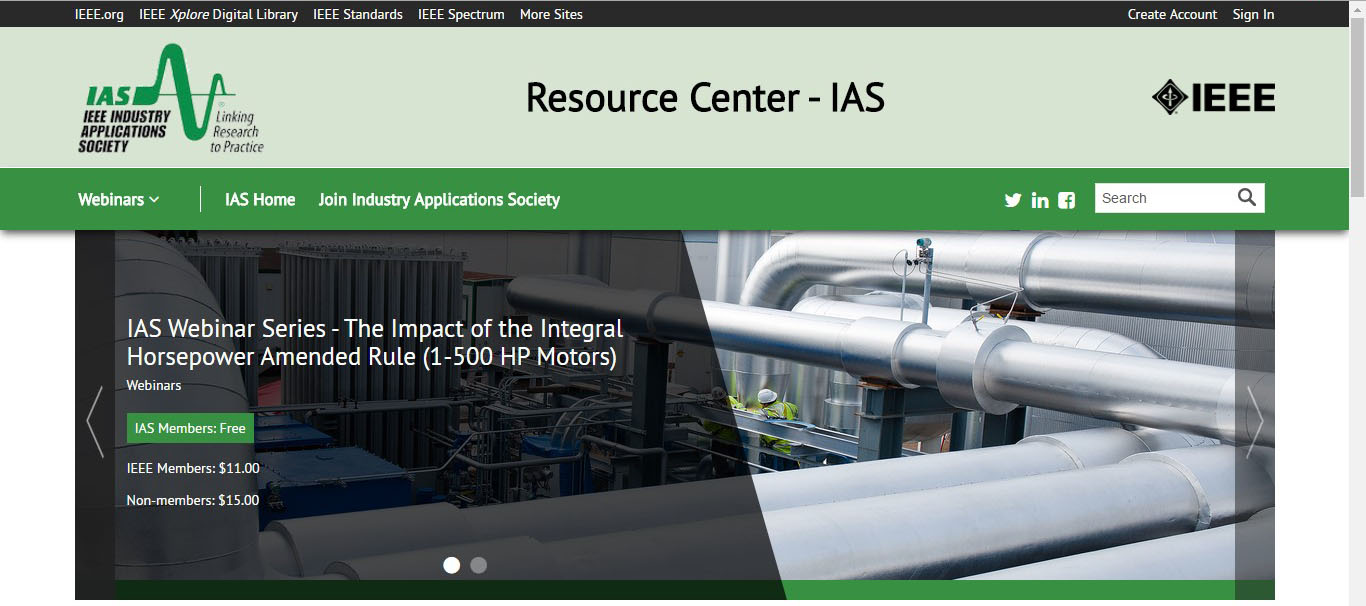 IAS Resource Center
