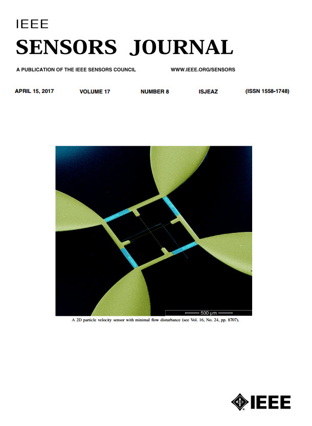 Image of Apr 2017 IEEE Sensors Journal