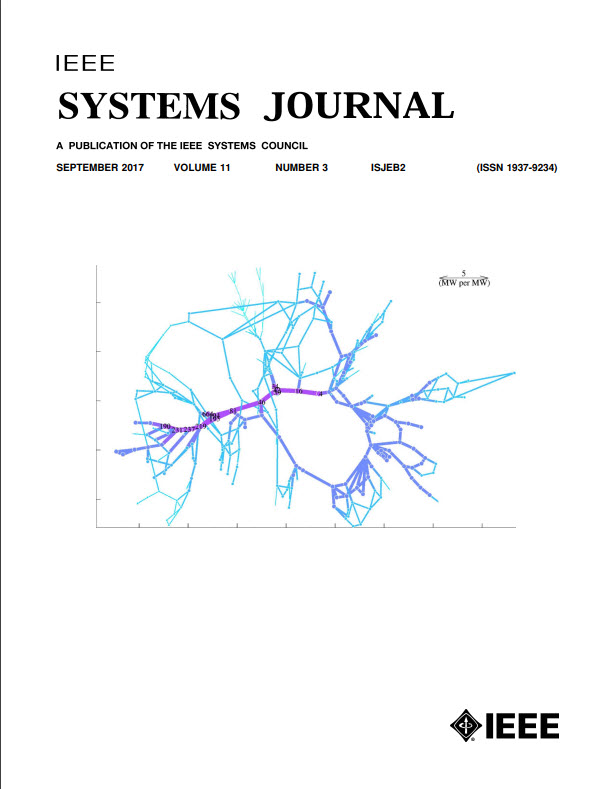Image of Sept 2017 IEEE Systems Journal
